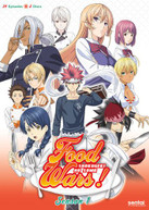 FOOD WARS DVD
