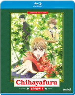 CHIHAYAFURU 1 (3DISC) BLURAY