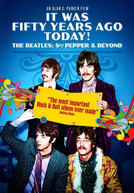 BEATLES - IT WAS FIFTY YEARS AGO TODAY THE BEATLES: SGT BLURAY