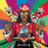 BOOTSY COLLINS - WORLD WIDE FUNK CD