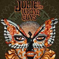 JULIE /  WRONG GUYS - JULIE & THE WRONG GUYS VINYL