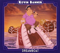 KEVIN BANNER - DREAMBOAT (IMPORT) CD