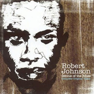 ROBERT JOHNSON - GENIUS OF THE BLUES: THE COMPLETE MASTER TAKES VINYL