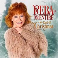 REBA MCENTIRE - MY KIND OF CHRISTMAS CD