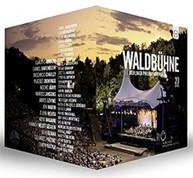 BERLINER PHILHARMONIKER - WALDBUEHNE: 20 CONCERTS BETWEEN 1992 & 2016 DVD