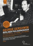 GEORGE GERSHWIN /  BERLINER PHILHARMONIKER - BERLINER PHILHARMONIKER & DVD