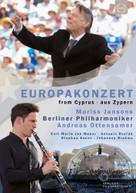 BERLINER PHILHARMONIKER - EUROPAKONZERT 2017 - BERLINER PHILHARMONIKER DVD