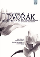 DVORAK / PHILIPP / COLLEGIUM VOCALE GEN - PHILIPPE HERREWEGHE  BLURAY