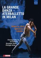 ATERBALLETTO - LA GRANDE DANZA: ATERBALLETTO IN MILAN DVD