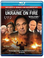 UKRAINE ON FIRE BLURAY