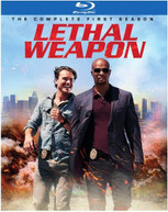 LETHAL WEAPON: THE COMPLETE FIRST SEASON BLURAY