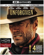 UNFORGIVEN (1992) 4K BLURAY