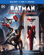 DCU: BATMAN & HARLEY QUINN BLURAY