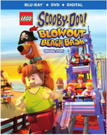 LEGO SCOOBY -DOO BLOWOUT BEACH BASH BLURAY