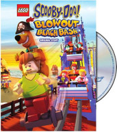 LEGO SCOOBY -DOO BLOWOUT BEACH BASH DVD