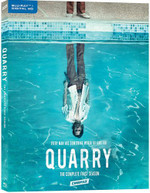 QUARRY: THE COMPLETE FIRST SEASON BLURAY