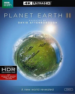 PLANET EARTH II 4K BLURAY