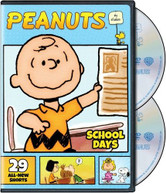 PEANUTS BY SCHULZ: SCHOOL DAY DVD