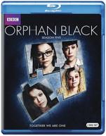 ORPHAN BLACK: SEASON FIVE BLURAY