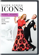SILVER SCREEN ICONS: ASTAIRE & ROGERS DVD
