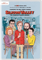 SILICON VALLEY: THE COMPLETE FOURTH SEASON DVD