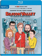 SILICON VALLEY: THE COMPLETE FOURTH SEASON BLURAY