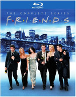 FRIENDS: THE COMPLETE SERIES BLURAY