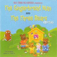 YVETTE LEWIS - GINGERBREAD MAN & THREE BEARS OPERAS FOR PRESCHOOL CD