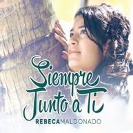 REBECA MALDONADO - SIEMPRE JUNTO A TI CD