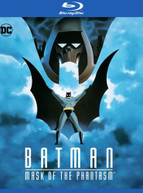 BATMAN: MASK OF THE PHANTASM (1993) BLURAY