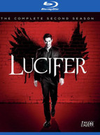 LUCIFER: THE COMPLETE SECOND SEASON BLURAY