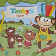 TOOBYS - A JUGAR CD