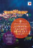 ESCHENBACH /  WIENER PHILHARMONIKER - SOMMERNACHTSKONZERT 2017 / SUMMER DVD