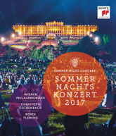 ESCHENBACH /  WIENER PHILHARMONIKER - SOMMERNACHTSKONZERT 2017 / BLURAY