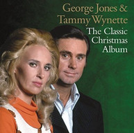 GEORGE JONES / TAMMY  WYNETTE - CLASSIC CHRISTMAS ALBUM CD