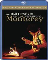 JIMI HENDRIX - AMERICAN LANDING: JIMI HENDRIX EXPERIENCE LIVE AT BLURAY