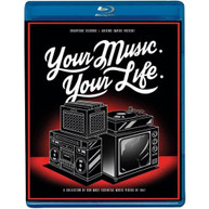 VARIOUS ARTISTS - YOUR MUSIC YOUR LIFE * BLURAY