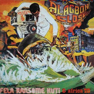 FELA KUTI - ALAGBON CLOSE * VINYL