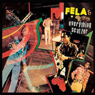 FELA KUTI - EVERYTHING SCATTER * VINYL