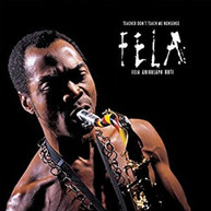 FELA KUTI - TEACHER DON'T TEACH ME NON * VINYL