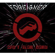FOREIGNER - CAN'T SLOW DOWN * CD