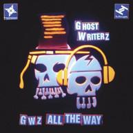 GHOST WRITERZ - GWZ ALL THE WAY * CD