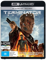 TERMINATOR: GENISYS (4K UHD/BLU-RAY/UV) (2015)  [BLURAY]