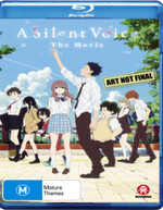 A SILENT VOICE: THE MOVIE (2016)  [BLURAY]