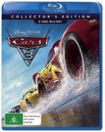CARS 3 (2 BLU-RAY) (COLLECTOR'S EDITION) (2017)  [BLURAY]