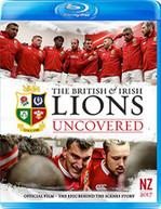 BRITISH AND IRISH LIONS 2017 LIONS UNCOVERED [UK] BLU-RAY