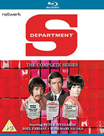 DEPARTMENT S THE COMPLETE SERIES [UK] BLU-RAY