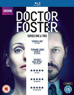 DOCTOR FOSTER SERIES 1 AND 2 [UK] BLU-RAY