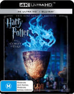HARRY POTTER AND THE GOBLET OF FIRE (4K UHD/BLU-RAY) (2005)  [BLURAY]
