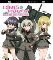 GIRLS UND PANZER ANZIO BATTLE OVA [UK] BLU-RAY
